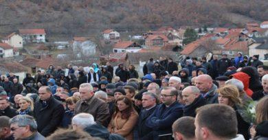 Shkurti rikthen dhembjen dhe trishtimin për tragjendinë brenda familjes Bllaca