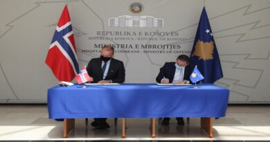 Mbretëria e Norvegjisë dhuron 100 respiratorë mjekësorë për FSK-në
