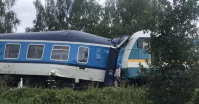 Treni i shpejtë Mynih – Pragë përplaset me një tren çek, 2 të vdekur e mbi 40 të lënduar